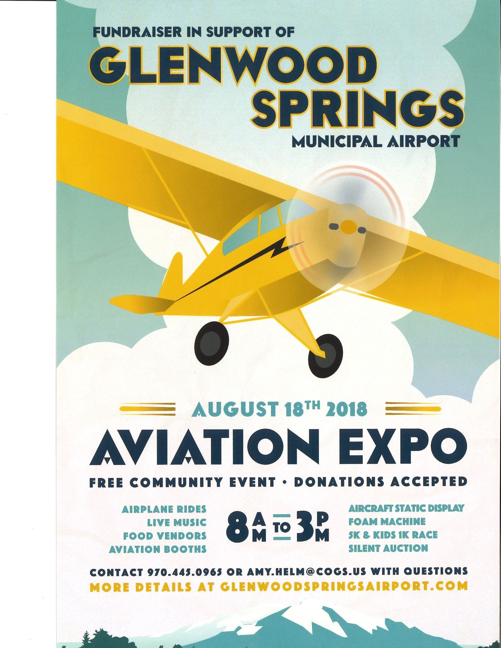 GWS Airport Expo Flyer